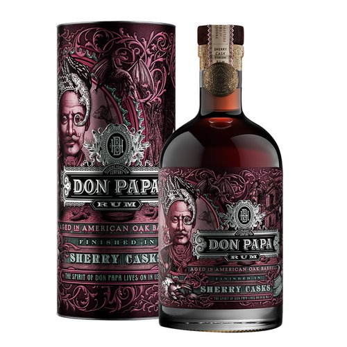 Don Papa Sherry Cask 45% vol. 0,7l