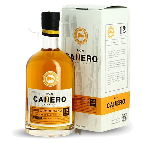 Canero Essential 12 Sauternes Cask Finish 43% vol. 0,7l