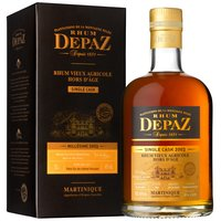 Depaz Single Cask 2003 45% vol. 0,7l