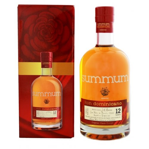 Summum 12 Cognac Cask Finish 43% vol. 0,7l