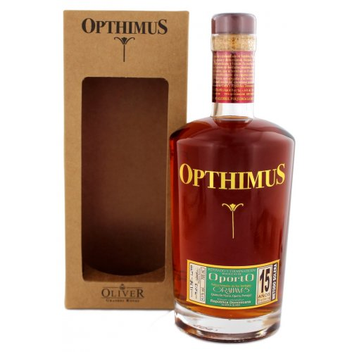 Opthimus 15 Oporto Finish 43% vol. 0,7l