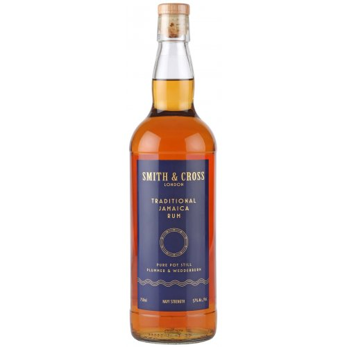 Smith & Cross Traditional Jamaica Rum 57% vol. 0,7l