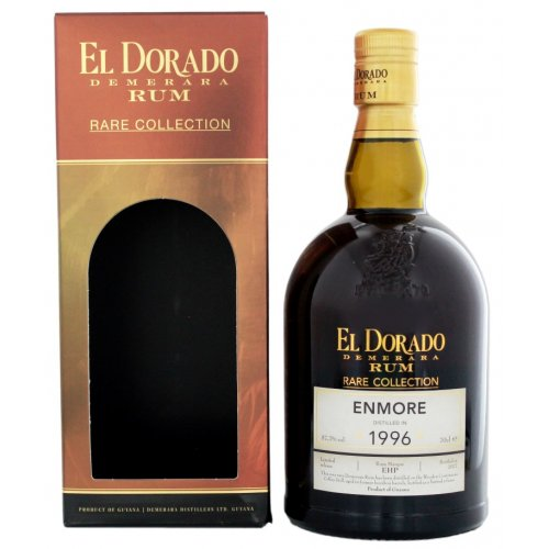 El Dorado Enmore 1996/2017 Rare Collection 57,2% vol. 0,7l