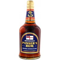 Pussers Rum Original Admiralty Blend (Blue Label) 40%...