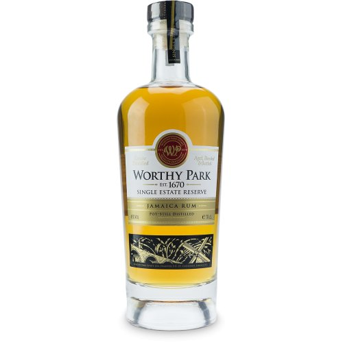 Worthy Park Single Estate Reserve 45% vol. 0,7l
