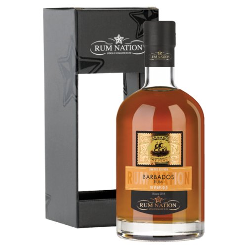 Nation Barbados 10 40% vol. 0,7l