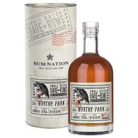 Nation Rare Worthy Park 57% vol. 0,7l