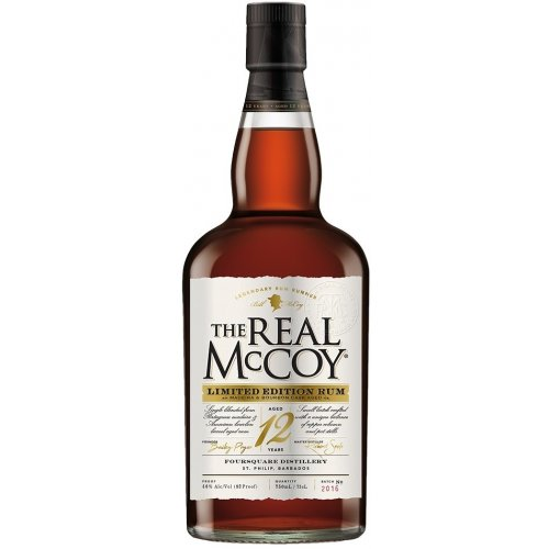 The Real McCoy 12 Limited Edition Madeira Cask 46% vol. 0,7l