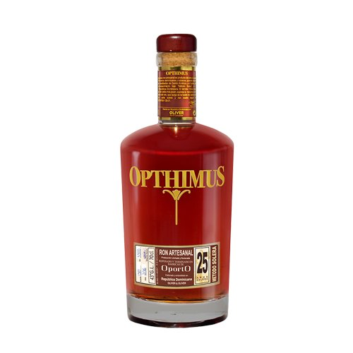 Opthimus 25 Oport Finish 43% vol. 0,7l