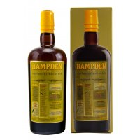 Hampden Estate 7 Pure Single Jamaican Rum 46% vol. 0,7l