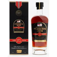 Pussers British Navy Rum 15 40% vol. 0,7l