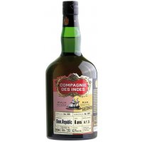 Compagnie des Indes Dom. Rep. 8 (A.F.D.) - Single Cask...